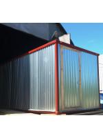 Блок контейнер стандарт