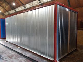 Блок контейнер Эконом