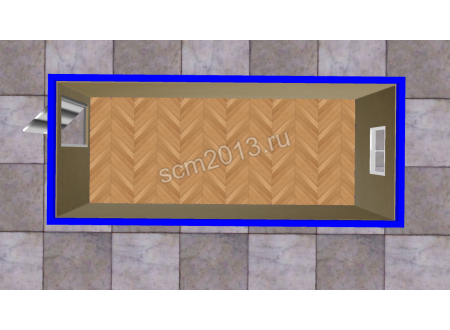Блок контейнер БK 00 Стандарт
