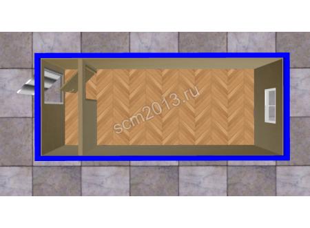Блок-контейнер БК-02 Стандарт