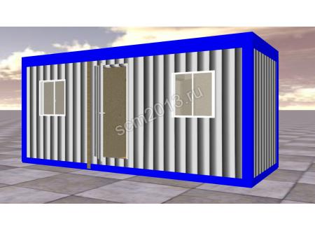 Блок-контейнер БК-04 Стандарт