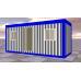 Блок контейнер эконом БКЭ 004