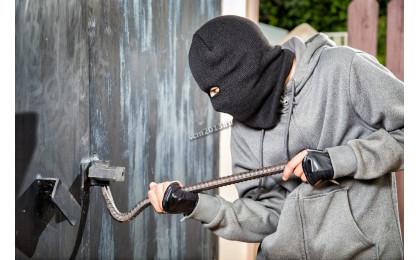 Как защитить бытовку от кражи